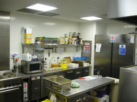 Abm catering kitchens projects for Kitchen design qualifications uk